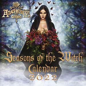 Alchemy Calendar 2022 Official 30X30 cm *FAST UK DISPATCH*