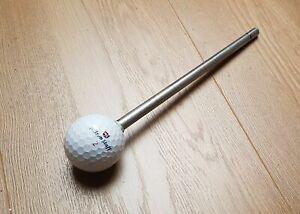NO GOOD GOFERS Pinball Custom GOLF BALL Shooter Rod Mod