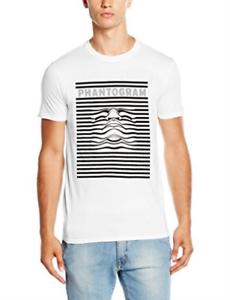 L Tshirt NEW PHANTOGRAM-STRIPED FACE