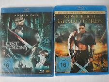 Fantasy Sammlung - Königreich der Gladiatoren + Lost Colony - Dämon, Geister