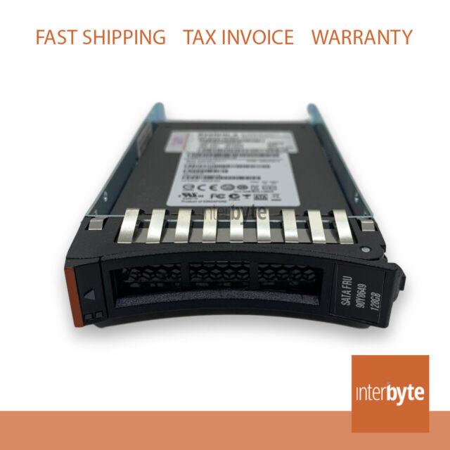 HDD SSD 128GB SATA 6GBPS SFF H/S 90Y8648 90Y8649 90Y8652