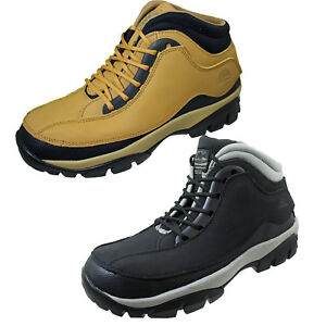 73ee9e436d4 Details about MENS GROUNDWORK GR386 LEATHER STEEL TOE CAP SAFETY WORK  WORKING BOOTS UK SIZE