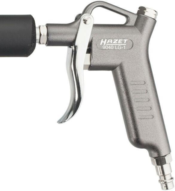 """Hazet 9040Lg-1 Ausblaspistole, lange Ausführung 1/4 """", 9040Lg1, Länge 1000 mm"""