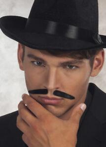 frames Moustache gangster ann/ées 20 noir ref ET-BC075