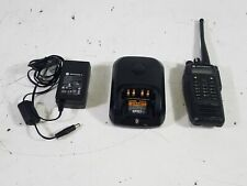 Motorola Xpr 6550 Aah55tdh9la1ann Digital Radio Withcharger And Psu