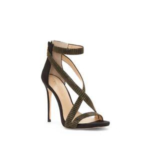 955c1bff7b3f Imagine Vince Camuto DEVIN-Women s High Heel Crisscross Strap Sandal ...