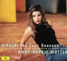 Anne-Sophie Mutter - Four Seasons / Devil's Trill [New CD]