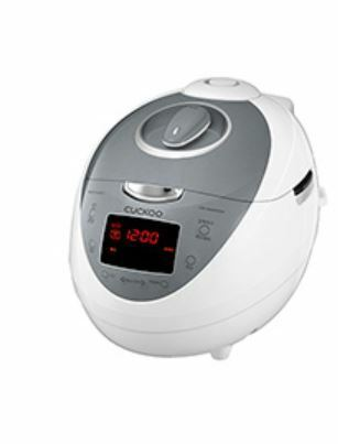 2019 New CUCKOO CRP-N0680SSM Electric Pressure Rice Cooker 6 Cups