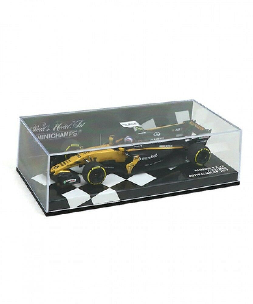 New Mini Champs 1 1 1 43 Scale Renault R.S.17 Jorion Palmer 2017 Australian GP Japan aac966