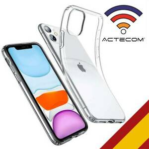 Actecom funda protector gel Termoplastico para iPhone X 5 8 transparente