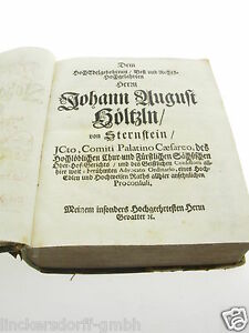 HISTORIA-GERMANIAE-POLEMICA-ADAM-v-GLAFEY-KERN-DER-DEUTSCHEN-REICHSGESCHICHTE