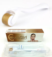 EuroGirl 540 Titanium Micro Needle Derma Roller Facial Skin Care System 0.25mm