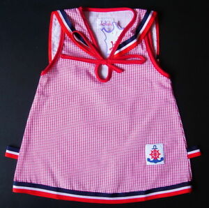 BABY-GIRL-DRESS-Red-Check-Patterned-Cotton-Baby-Clothing-Casual-or-Party-Dress
