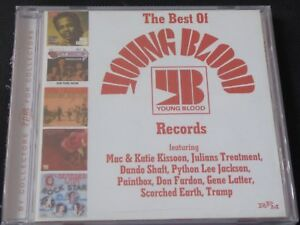 Various-The-Best-of-Young-Blood-Records-NEW-CD-2002-MAC-amp-KATIE-KISSOON-TRAMP