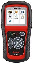 Autel AutoLink AL519 Auto OBD2 Diagnostic Tool Fault Code Reader CAN Scanner