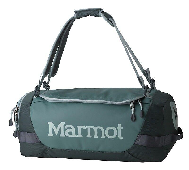nuevo Marmot largo Hauler pequeño Duffel Equipaje-Mineral (Nuevo Verde/oscuro de zinc (Nuevo Equipaje-Mineral sin Etiquetas) c47ed2