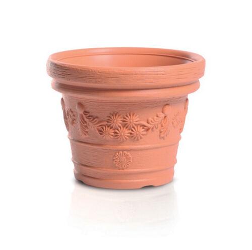 Flower Pot Plastic Decora Ø45 CM Winter Hardy Winter New