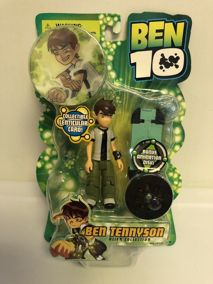 Ben 10 Alien Collection young Ben Tennyson First Edition  27212 Action Figure