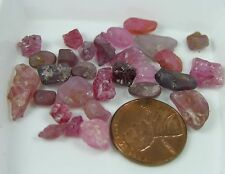 50.25ct or 10.05g Vietnam 100% Natural Uncut Raw Rough Multicolor Spinel Crystal