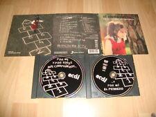 EL CANTO DEL LOCO POR MI Y POR TODOS MIS COMPAÑEROS CON 2 DISCOS CD + DVD