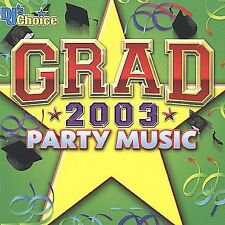 DJ GRAD 2003-CD....IN 2009 by The Hit Crew *NO CASE DISC ONLY*