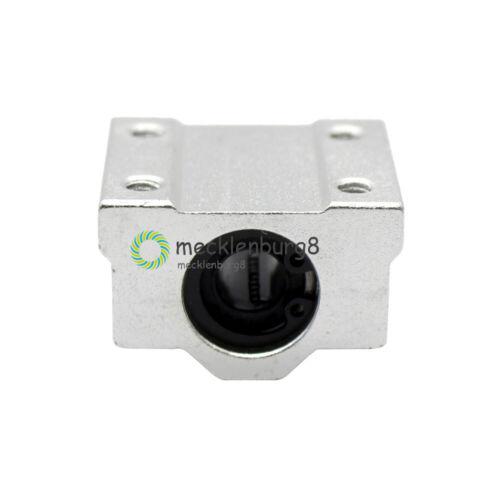 SC8UU SCS8UU 8mm Linear Motion Ball Bearing Machinery Slide Bushing CNC
