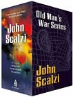 Old Man's War Boxed Set I: Old Man's War, the Ghost Brigades, the Last Colony by John Scalzi (Multiple copy pack, 2014)