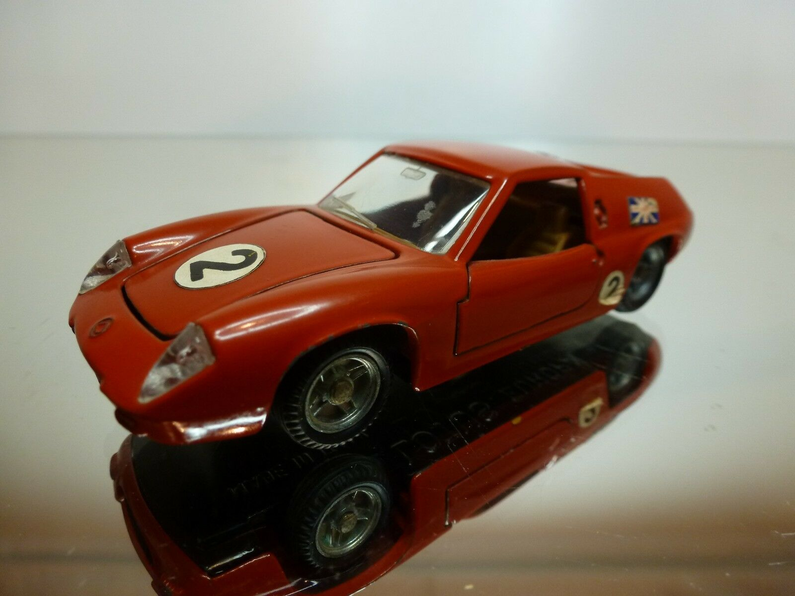 MEBETOYS A-39 A39 LOTUS  EUROPA - rouge 1 43 - GOOD CONDITION  60% de réduction