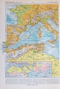 Mapas Detallados De Marsella Para Descargar Gratis E Imprimir