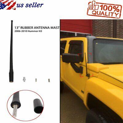 """2006-2010 Hummer H3 **SHORT**  6 3//4/"""" ANTENNA MAST FITS"""