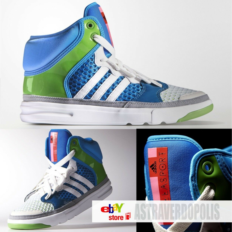 Adidas Stellasport IRANA stella mccartney BOOST 8 SHOES Originals Women's US 8 BOOST RUN 305b33