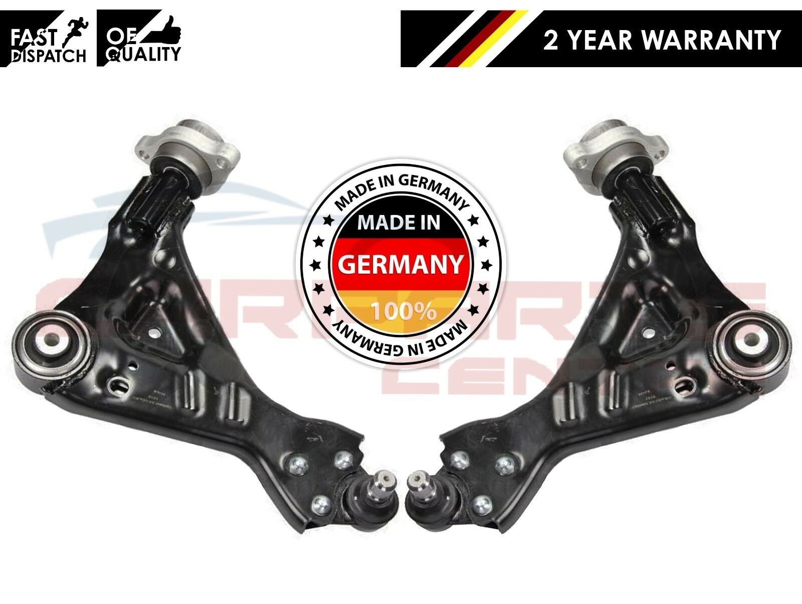 New Front Lower Suspension Arm Left Wishbone OE Quality Part