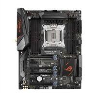 Asus Motherboard Rog Strix X99 Gaming Core I7 S2011-3 X99 Ddr4 Pci Express Sata