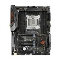 Asus Motherboard Rog Strix X99 Gaming Core I7 S2011-3 X99 Ddr4 Pci Express Sata