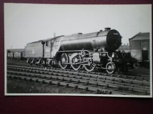 PHOTO  BR LOCO NO 60983 - Tadley, United Kingdom - PHOTO  BR LOCO NO 60983 - Tadley, United Kingdom