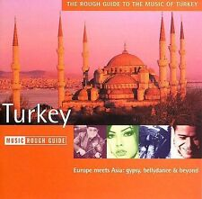 Rough Guide to the Music of Turkey by Rough Guide