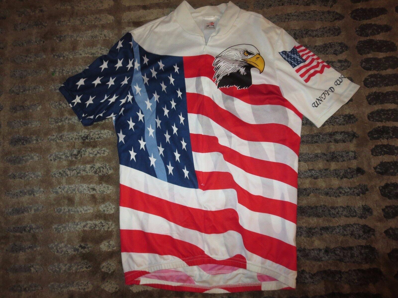 USA Olympic Cycling Team Jersey M Medium Adult