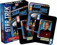 Star Trek - Next Generation - Playing Card Deck - 52 Cards - 52307