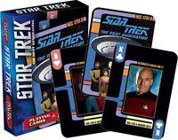 Star Trek - Next Generation - Playing Card Deck - 52 Cards - 52307
