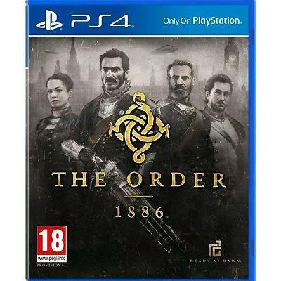 The Order: 1886 ps4 (Sony PlayStation 4) NEU OVP