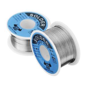 Boite-Cable-Alliage-Fil-de-Soudure-Etain-Colophane-Noyau-2-Bobine-Flux-Ligne