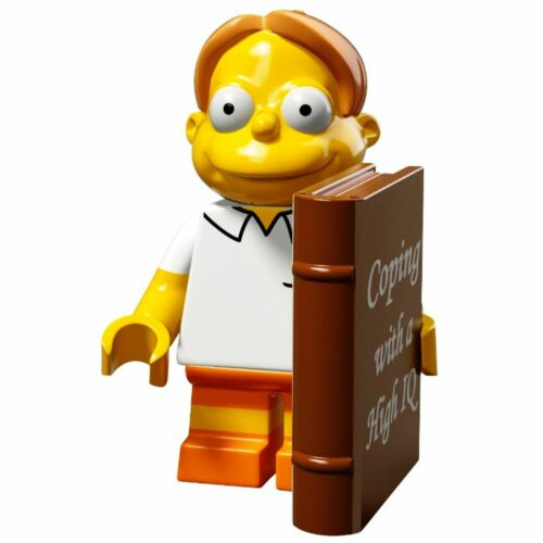 opened just to check it minifigures serie LEGO SIMPSONS 2 71009 brand new