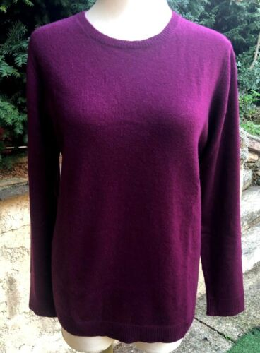 New Xxl 46 44 girocollo tunica 100 maglione Label Outlet cashmere Outlet 0fnwxxYqPE