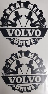 VOLVO-TRUCK-REAL-MEN-DRIVE-VOLVO-X2-V8-DECAL-FH-FM-GLOBETROTTER-TRUCK-DRIVER
