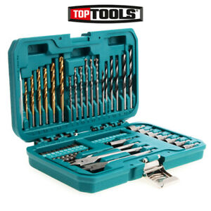 Makita P-90227 50-Piece Trade Drilling, Driving and Accessory Bit Set In Case