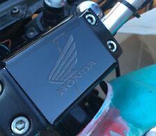 Honda Shadow VT500 CX650 wing fuse cover. Bent Acrylic. Made in AZ