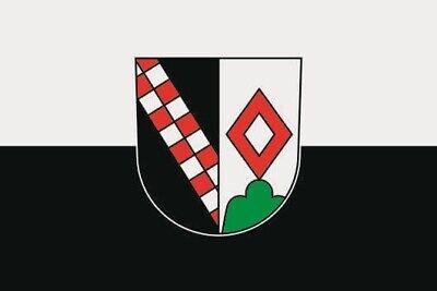 Aufkleber Hohenzollern Flagge Fahne 15 x 10 cm Autoaufkleber Sticker