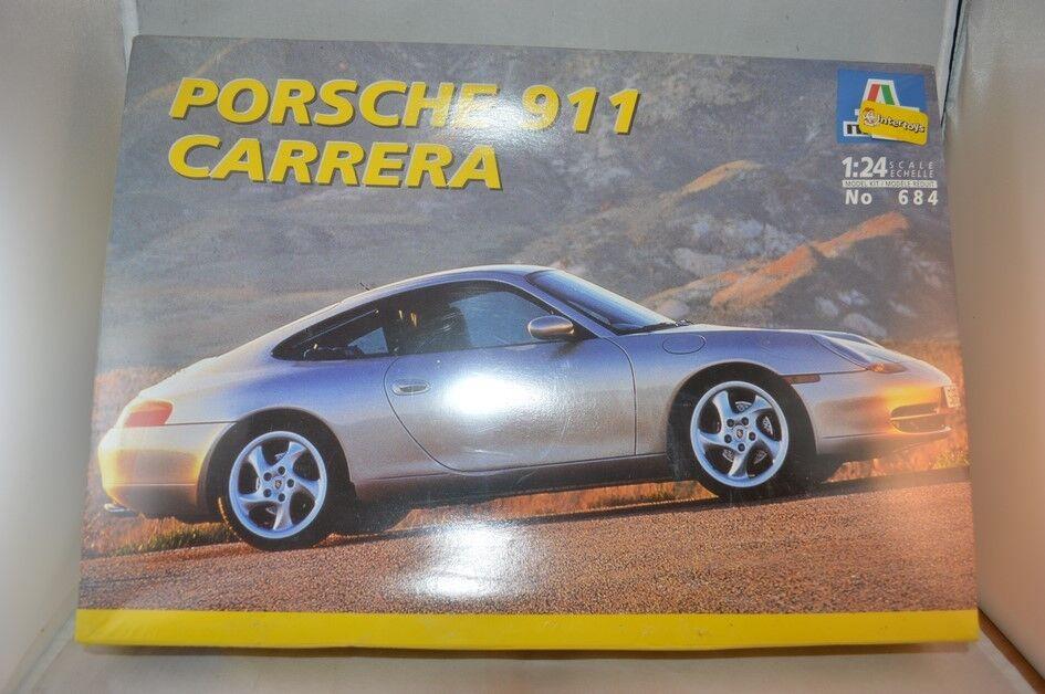 RARITÄT ITALERI PORSCHE 911 996 CARRERA 1997 1 24 NEU OVP