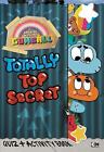 The Amazing World of Gumball: Totally Top Secret by Jake Black (2014, Paperback, Activity Book)