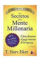 Los Secretos De La Mente Millonaria (spanish Edition) Free Shipping